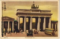 Ak Berlin, Brandenburger Tor